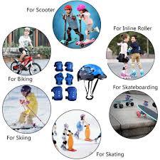 7 шт., <b>детские</b> велосипедные роликовые коньки, <b>комплект</b> ...