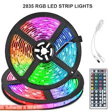<b>5m</b>/<b>10m</b>/<b>15m</b>/20m LED Strip Lights RGB2385 Led Lights Strip LED ...