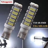 <b>T10</b> 168 194 W5W T15 W16W Led Bulbs