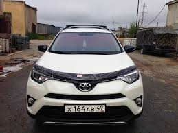 Примерка <b>дефлектора капота EGR</b> (made in Australia) — Toyota ...