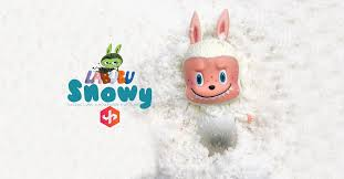 Mini Labubu JP Snowy By Kasing Lung x ... - The Toy Chronicle