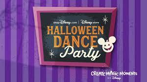 """<b>Halloween Dance Party</b>"" Contest"