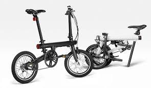 <b>Электровелосипед Xiaomi Mijia</b> QiCycle красный купить в ...