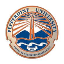 Image result for pepperdine university logo