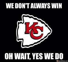 Kansas City Chiefs Memes via Relatably.com