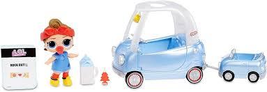 LOL Furniture <b>Road</b> Trip игровой <b>набор</b> кукла ЛОЛ дорожное ...