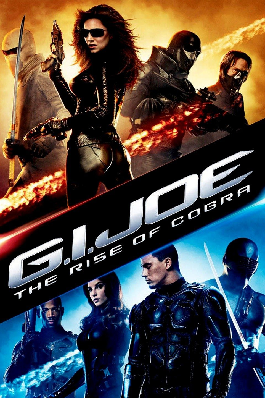 Download G.I. Joe: The Rise of Cobra (2009) Full Movie In Hindi-English 480p | 720p