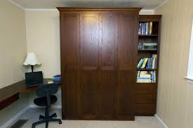 murphy bed office home office murphy bed cabinet in closed position bed office
