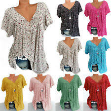 <b>Casual Blouse Tops</b> for <b>Women</b> for sale | eBay