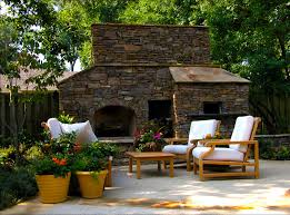 dining table outdoor fireplace pizza