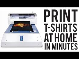 <b>Print</b> T-shirts at Home..The DTG <b>Machine</b>..The Ultimate Upgrade ...