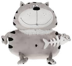 <b>Мягкая игрушка Fancy Кот</b> Бонус 53 см — купить по выгодной ...