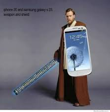 iPhone 20 And Samsung Galaxy 23 | WeKnowMemes via Relatably.com
