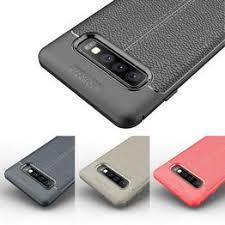 For Samsung Galaxy S10 case Protective Slim TPU Soft ... - Vova
