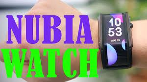 <b>Nubia</b> Watch <b>Global Version</b> - за $199 просто нереально крутые ...