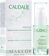 <b>Caudalie Vinopure</b> Blemish Control Infusion <b>Serum</b> - <b>Сыворотка</b> ...
