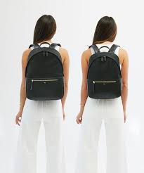 The <b>Backpack</b> - Large / Black Accents - ISM