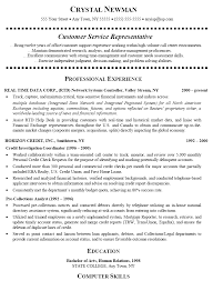 rep resume examples job sample resume service representative    resume service representative
