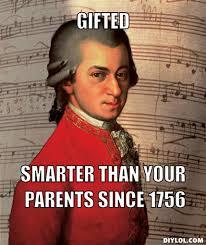 Mozart Meme Generator - DIY LOL via Relatably.com