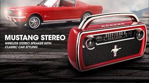 <b>Mustang Stereo</b> | <b>ION Audio</b> - YouTube