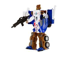 <b>Робот</b>-<b>трансформер S</b>+<b>S Toys</b> со светящимися и звуковыми ...