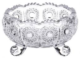 <b>Конфетница Lefard Muza crystal</b> 11х7см стекло купить с ...