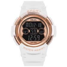 <b>SMAEL Watches Digital Sport</b> Women Fashion Wristwatch for Girls ...
