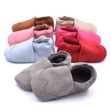 <b>Baby Shoes Newborn</b> Warm <b>Leather</b> Slipper Kids <b>Booties</b> Winter ...