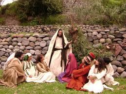 Image result for JESÚS CON EL PUEBLO