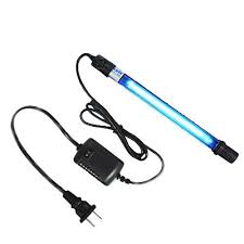 rOXIN <b>7W 11W Submersible UV</b> Light for Aquarium Water Clean ...