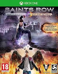 <b>Игра для приставки Microsoft</b> Xbox One Saints Row IV - Re-Elected ...