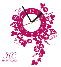 Small Picture interior shop harry Rakuten Global Market Wall clock fashion