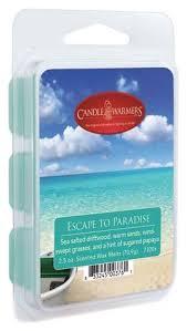 <b>Наполнитель для воскоплавов</b> Escape To Paradise Wax Melts 70,9г