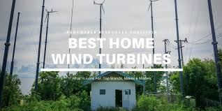 6 Best Home <b>Wind Turbines</b> | 2019 Reviews (WINDMILL, Tumo-Int)