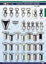 Карабины <b>металлические</b>. <b>Зажимы для</b> подтяжек ...