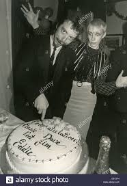 the tourists uk rock group final night of the last laugh tour in stock photo the tourists uk rock group final night of the last laugh tour in 1980 dave stewart and annie lennox