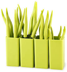"""Набор <b>столовых приборов Moulin Villa</b> """"Chili"""", цвет: зеленый, 24 ..."""
