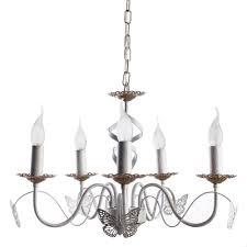 Подвесная люстра <b>Arte Lamp 27</b> A6114LM-5WG — купить в ...