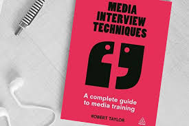 buy my new book media interview techniques robert taylor buy my new book media interview techniques