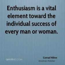 Enthusiasm Quotes - Page 24 | QuoteHD