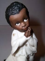 Giuseppe Armani BLACK ANGEL African American Little Boy NEW IN BOX Figurine ... - 630681954_tp