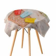 Прямоугольные скатерть для мороженого, водостойкая <b>скатерть</b> ...