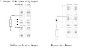 led panel wiring diagram led image wiring diagram ultrathin led panel light backlight billboard led panel light on led panel wiring diagram