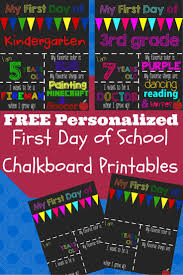 best ideas about first day printable elf ideas customize this printable chalkboard sign for your child quickly and easily just