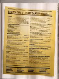 how to write the world s best resume ever the best resume i ve ever seen is jay z s click image on right to enlarge his resume is full of ways that he has created extreme value for companies he