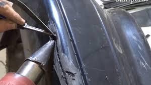 repair of bumpers - образец примера ремонта <b>бампера</b> ваз 2114 ...