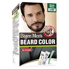 men beard dye cream fast color natural black tint with 1 pair of disposable gloves