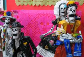 the mexican day of the dead   the changing face of mexicodia de los muertos  the day of the dead