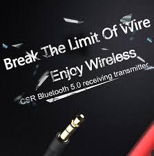 Hagibis Bluetooth Transmitter 5.0 For TV Headphones PC APTX 3.5 ...