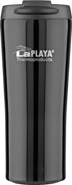 Купить <b>термос LaPlaya</b> Vacuum <b>Travel</b> Mug, 0,4 л Black (560057) в ...